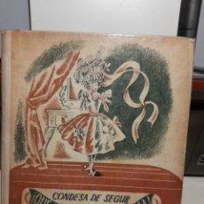 Libros de segunda mano: NOVELA DE LA CONDESA DE SEGUR : QUE ENCANTO DE CHIQUILLA ( EDICION AÑOS 40). Lote 266787259