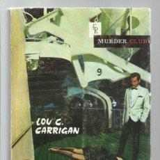 Libros de segunda mano: MURDER CLUB 27: TRAVESÍA DE LUJO, 1966, ROLLAN, BUEN ESTADO. COLECCIÓN A.T.. Lote 267402729