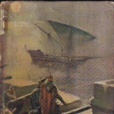 Libros de segunda mano: EL HIJO DEL LEON DE DAMASCO - SALGARI Nº 20 - EDITORIAL MOLINO 1956. Lote 268852704