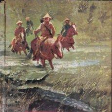 Libros de segunda mano: LOS HORRORES DE FILIPINAS - SALGARI Nº 74 - EDITORIAL MOLINO 1962. Lote 268853544