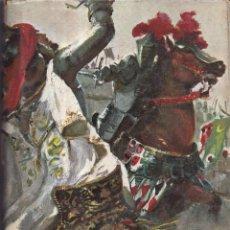 Libros de segunda mano: EL CAPITAN TORMENTA - SALGARI Nº 18 - EDITORIAL MOLINO 1956. Lote 268853794