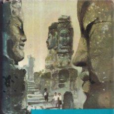 Libros de segunda mano: LA CIUDAD DEL REY LEPROSO - SALGARI Nº 72 - EDITORIAL MOLINO 1961. Lote 268854309