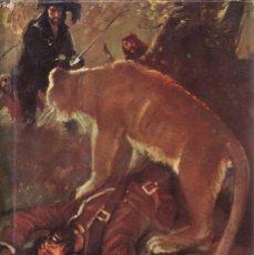 Libros de segunda mano: LA VENGANZA - SALGARI Nº 11 - EDITORIAL MOLINO 1956. Lote 268857049