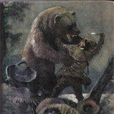 Libros de segunda mano: EL REY DE LOS CANGREJOS - SALGARI Nº 9 - EDITORIAL MOLINO 1956. Lote 268857469