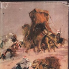 Libros de segunda mano: EL DESIERTO DEL FUEGO - SALGARI Nº 22 - EDITORIAL MOLINO 1956. Lote 268857704