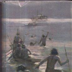 Libros de segunda mano: LOS SOLITARIOS DEL OCEANO - SALGARI Nº 24 - EDITORIAL MOLINO 1955. Lote 268858289