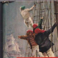 Libros de segunda mano: EL BUQUE MALDITO - SALGARI Nº 4 - EDITORIAL MOLINO 1955. Lote 268861944