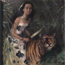 Libros de segunda mano: LOS DOS RIVALES - SALGARI Nº 29 - EDITORIAL MOLINO 1955. Lote 268862139