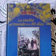 Libros de segunda mano: LA VUELTA AL MUNDO EN 80 DÍAS. JULIO VERNE.. Lote 269957533