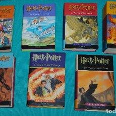 Livres d'occasion: LOTE DE LIBROS DE HARRY POTTER EN CATALÁN. Lote 275084983