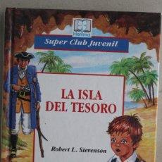 Libros de segunda mano: LA ISLA DEL TESORO DE ROBERT L. STEVENSON. Lote 275258273