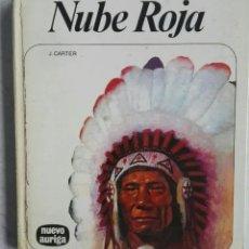 Libros de segunda mano: NUBE ROJA J. CARTER NUEVO AURIGA. Lote 276689393