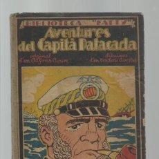 Libros de segunda mano: AVENTURES DEL CAPITÁ PATACADA, PUBLICACIONS FATTY, BUEN ESTADO. COLECCIÓN A.T.. Lote 277519068