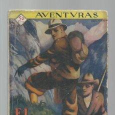 Libros de segunda mano: EL LAGO PERDIDO, PRENSA MODERNA. COLECCIÓN A.T.. Lote 277519743