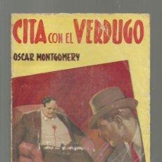 Libros de segunda mano: CITA CON EL VERDUGO, 1953, TOR. COLECCIÓN A.T.. Lote 277523573