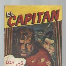 Libros de segunda mano: HOMBRES AUDACES 317, EL CAPITÁN: LOS DIABLOS DEL RIO, 1948, MOLINO, BUEN ESTADO. COLECCIÓN A.T.. Lote 277646368