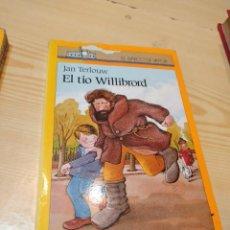 Libros de segunda mano: C-19 LIBRO EL BARCO DE VAPOR. EL TIO WILLIBRORD. JAN TERLOUW. Lote 277846678