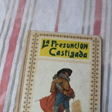 Libros de segunda mano: LA PRESUNCION CASTIGADA: LA CUEVA DEL DIABLO; APOSTOLADO DE LA PRENSA. Lote 278268873