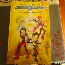 Libros de segunda mano: CODE LYOKO, EL REGRESO DEL FENIX. Lote 278383408