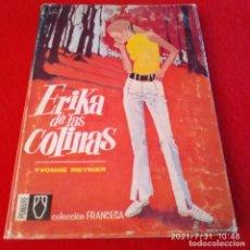 Libros de segunda mano: FRIKA DE LAS COLINAS, DE YVONNE MEYNIER, ILUSTRACIONES DE JACQUES PECNAR, 1964, 165 PÁGINAS. Lote 278454343