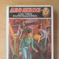 Libros de segunda mano: ALFRED HITCHCOCK Y LOS TRES INVESTIGADORES MISTERIO DEL PIRATA PÚRPURA. Lote 278576913