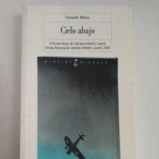 Libros de segunda mano: CIELO ABAJO. Lote 279659163