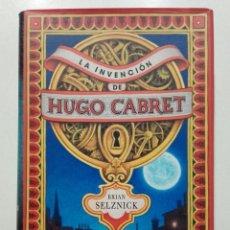 Libros de segunda mano: LA INVENCION DE HUGO CABRET - BRIAN SELZNICK - EDICIONES SM - 2007. Lote 283760698