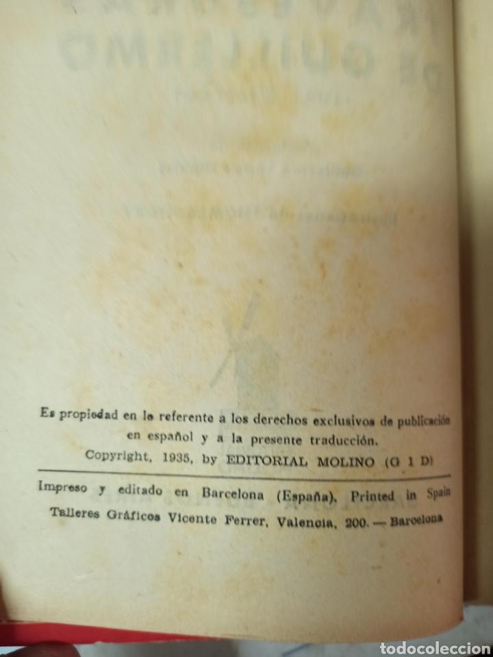 Libros de segunda mano: CROMPTON: LAS AVENTURAS DE GUILLERMO, PRIMERA EDICIÓN: 29 TOMOS, 1935-1966 EDIT. MOLINO TAPA DURA, - Foto 6 - 286255833