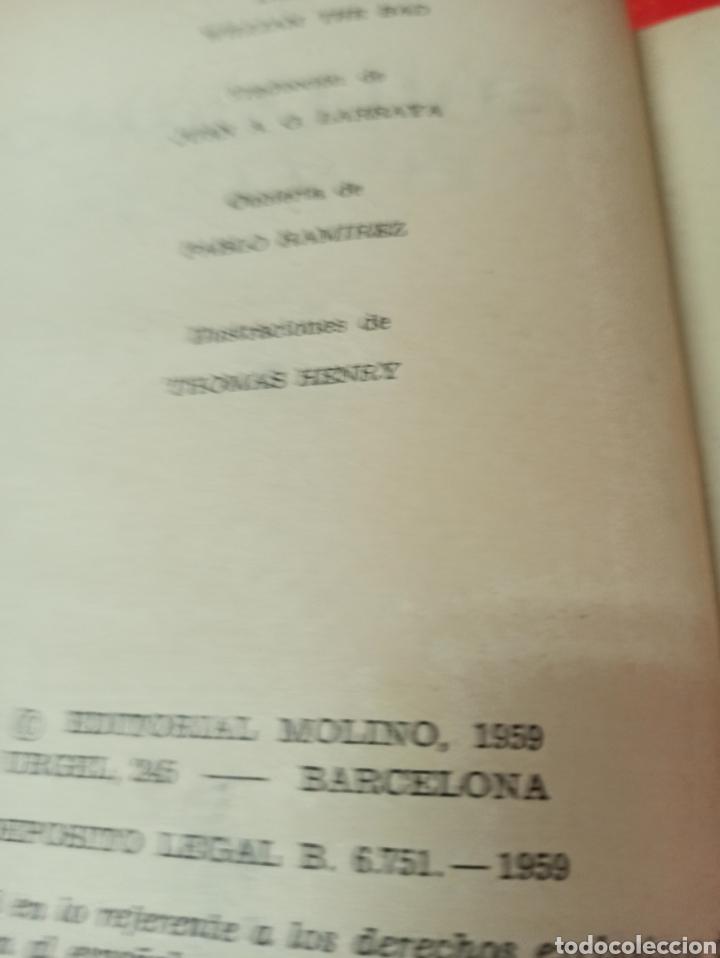 Libros de segunda mano: CROMPTON: LAS AVENTURAS DE GUILLERMO, PRIMERA EDICIÓN: 29 TOMOS, 1935-1966 EDIT. MOLINO TAPA DURA, - Foto 8 - 286255833