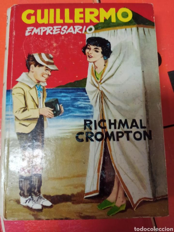 Libros de segunda mano: CROMPTON: LAS AVENTURAS DE GUILLERMO, PRIMERA EDICIÓN: 29 TOMOS, 1935-1966 EDIT. MOLINO TAPA DURA, - Foto 13 - 286255833