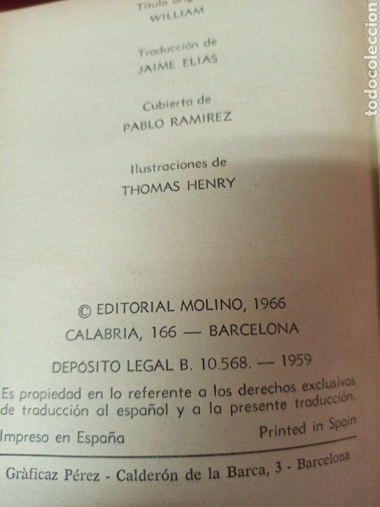 Libros de segunda mano: CROMPTON: LAS AVENTURAS DE GUILLERMO, PRIMERA EDICIÓN: 29 TOMOS, 1935-1966 EDIT. MOLINO TAPA DURA, - Foto 14 - 286255833