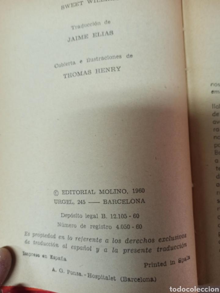 Libros de segunda mano: CROMPTON: LAS AVENTURAS DE GUILLERMO, PRIMERA EDICIÓN: 29 TOMOS, 1935-1966 EDIT. MOLINO TAPA DURA, - Foto 15 - 286255833