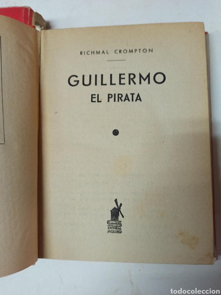 Libros de segunda mano: CROMPTON: LAS AVENTURAS DE GUILLERMO, PRIMERA EDICIÓN: 29 TOMOS, 1935-1966 EDIT. MOLINO TAPA DURA, - Foto 16 - 286255833