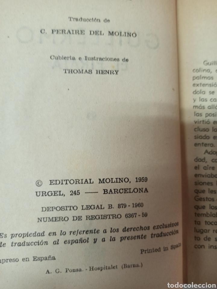 Libros de segunda mano: CROMPTON: LAS AVENTURAS DE GUILLERMO, PRIMERA EDICIÓN: 29 TOMOS, 1935-1966 EDIT. MOLINO TAPA DURA, - Foto 17 - 286255833