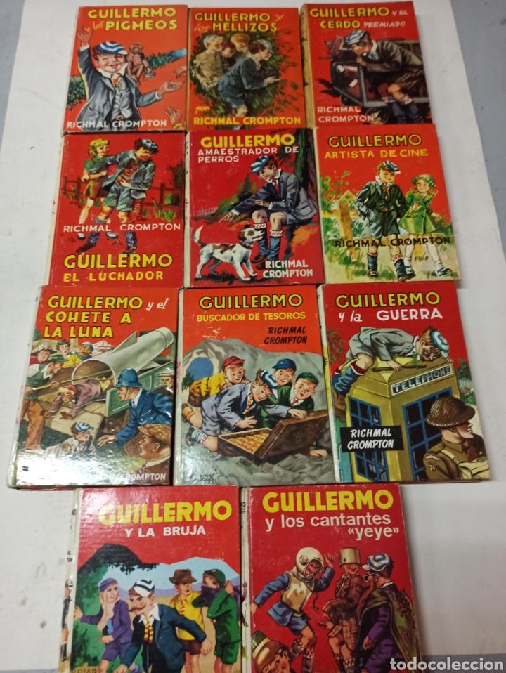 Libros de segunda mano: CROMPTON: LAS AVENTURAS DE GUILLERMO, PRIMERA EDICIÓN: 29 TOMOS, 1935-1966 EDIT. MOLINO TAPA DURA, - Foto 19 - 286255833