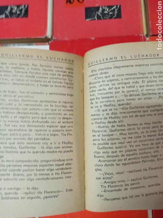 Libros de segunda mano: CROMPTON: LAS AVENTURAS DE GUILLERMO, PRIMERA EDICIÓN: 29 TOMOS, 1935-1966 EDIT. MOLINO TAPA DURA, - Foto 24 - 286255833