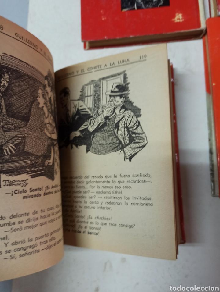 Libros de segunda mano: CROMPTON: LAS AVENTURAS DE GUILLERMO, PRIMERA EDICIÓN: 29 TOMOS, 1935-1966 EDIT. MOLINO TAPA DURA, - Foto 25 - 286255833