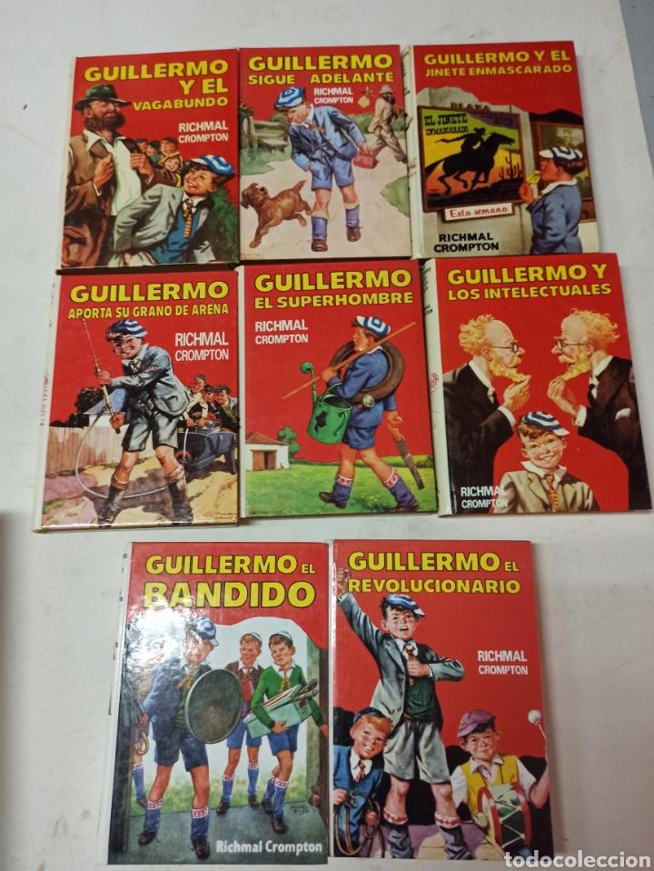 Libros de segunda mano: CROMPTON: LAS AVENTURAS DE GUILLERMO, PRIMERA EDICIÓN: 29 TOMOS, 1935-1966 EDIT. MOLINO TAPA DURA, - Foto 26 - 286255833