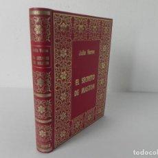 Libros de segunda mano: EL SECRETO DE MASTON (JULIO VERNE) PETRONIO-1972. Lote 287843543