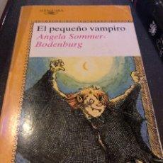 Libros de segunda mano: EL PEQUEÑO VAMPIRO. Lote 288221623