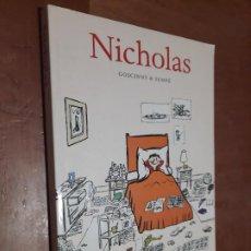 Libros de segunda mano: NICHOLAS. GOSCINNY & SEMPÉ. PHAIDON. INGLÉS. GUIONISTA ASTERIX. BUEN ESTADO.. Lote 288226678