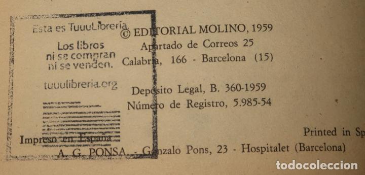 Libros de segunda mano: Aventura en el castillo - Serie Aventura 2 - Enid Blyton - Molino (1995) - Foto 4 - 288562623
