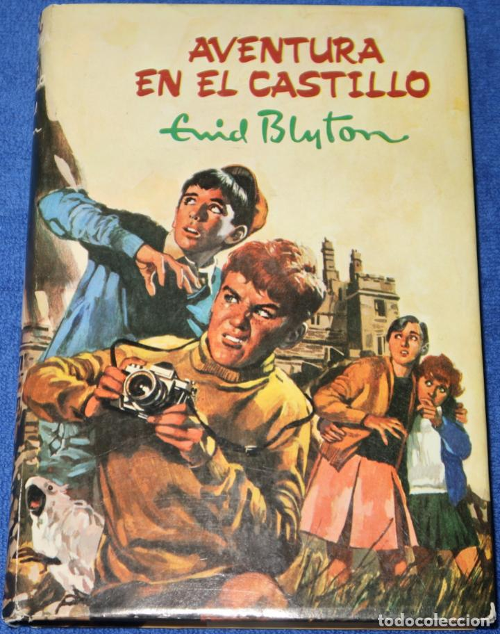 AVENTURA EN EL CASTILLO - SERIE AVENTURA 2 - ENID BLYTON - MOLINO (1995) (Libros de Segunda Mano - Literatura Infantil y Juvenil - Novela)