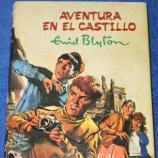 Libros de segunda mano: AVENTURA EN EL CASTILLO - SERIE AVENTURA 2 - ENID BLYTON - MOLINO (1995). Lote 288562623