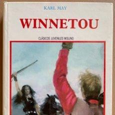 Libros de segunda mano: WINNETOU. KARL MAY.. Lote 288659368
