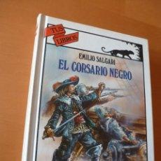 Libros de segunda mano: EL CORSARIO NEGRO. EMILIO SALGARI. ANAYA TUS LIBROS Nº 125. 2ª EDICIÓN. Lote 288716438