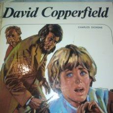 Libros de segunda mano: DAVID COPPERFIELD. CHARLES DICKENS. NUEVO AURIGA 74. AFHA. AÑO 1974. CARTONÉ. PESO 450 GR.. Lote 288961328