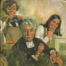 Libros de segunda mano: ÚLTIMO AÑO EN TORRES DE MALORY - ENID BLYTON. SIN SOBRECUBIERTA. RAZONABLE BUEN ESTADO. Lote 289001223