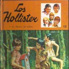 Libros de segunda mano: JERRY WEST - LOS HOLLISTER Y EL RELOJ DE CUCO. Nº 13 - ED. TORAY. Lote 289309408