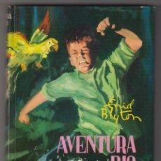 Libros de segunda mano: AVENTURA EN EL RÍO. ENID BLYTON. EDITORIAL MOLINO, 1956.. Lote 289625573